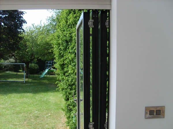 Sunflex aluminium folding doors. & 15 best Aluminium Folding Doors images on Pinterest