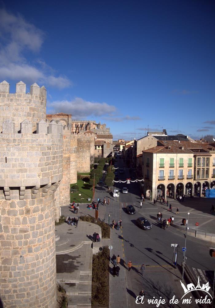 vistas-muralla-avila-espana