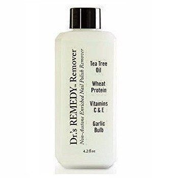 Dr.'s Remedy Nail Polish Remover  Acetone Free  4.2oz size  New Bigger Bo