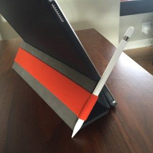 DIY Apple Pencil holder for iPad Pro