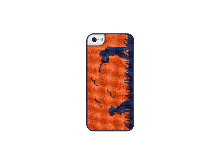 Smathers & Branson, Bird Hunter Needlepoint Case for iPhone 6