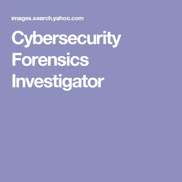 30 best Cyber  Forensics images on Pinterest Forensics, A student - Forensic Report