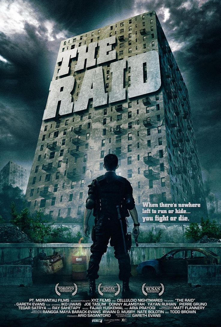 July 2014 | 63. The Raid: Redemption