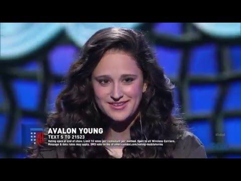 Avalon Young - Yo (Excuse Me Miss) - Wildcard Night - American Idol - Feb 24, 2016 - YouTube