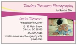 Check out the Premium Business Cards I created with Vistaprint! Personalize your own Premium Business Cards at http://vistaprint.com/business-cards.aspx.  Get full-color custom business cards, banners, checks, Christmas cards, stationery, address labels…