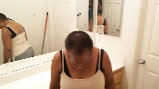 10th Month New Growth-(Mar 18, 2016) My Journey regrowing my hair back due to androgenetic alopecia, which is commonly called male or female pattern baldness. Mine is due to menopause hormonal imbalance. You can read my story on my website. http://my2ndhairjourney.com/