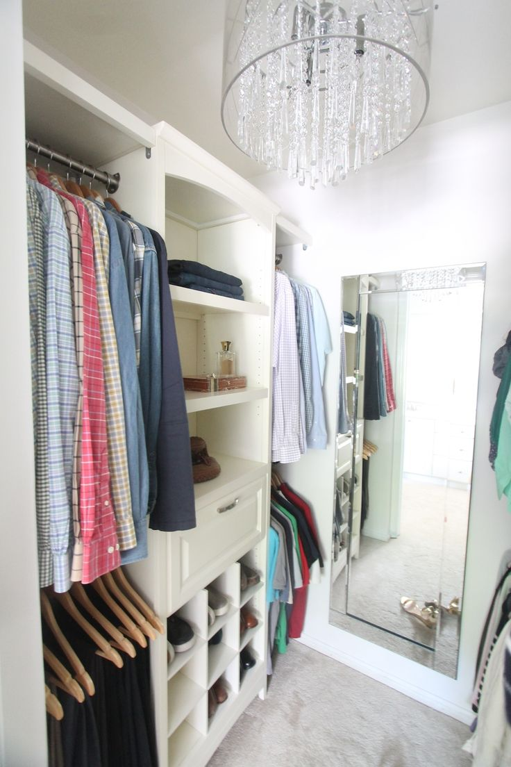 Walk in closet how to maximize your closet storage the for How to organize your walk in closet
