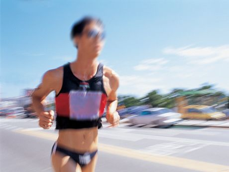 What Makes a Good Triathlon Runner