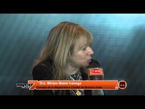 Dra. Miriam Ivanega La buena administracion es un derecho humano: funcionaria argentina