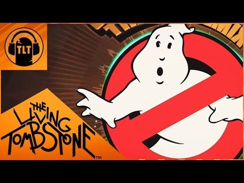 The Living Tombstone - The Ghostbusters Theme (Remix) - YouTube