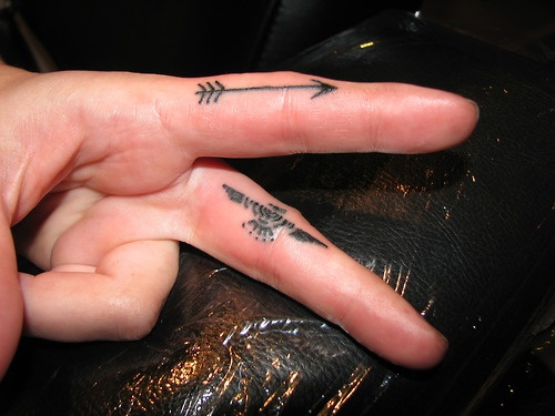 Tathunting for finger tattoos tattoos inked figertattoos art