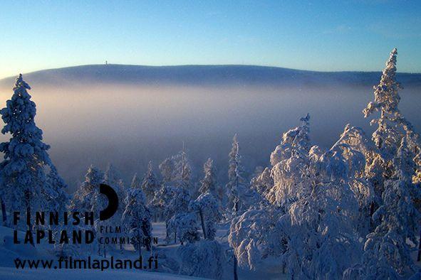 Pyhä-Luosto fell region, Finnish Lapland. #filmlapland #arcticshooting #finlandlapland
