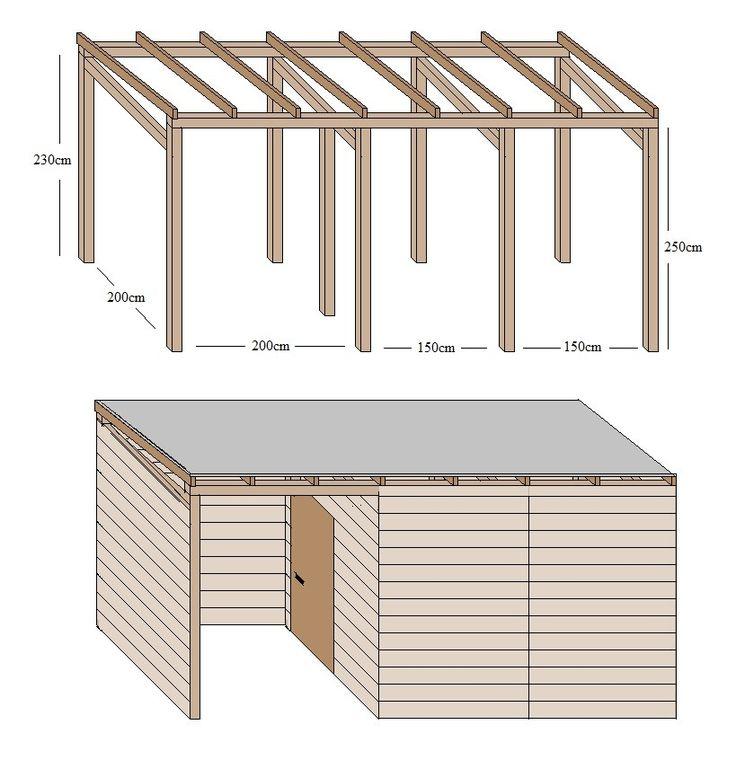 die 25 besten ideen zu gartenhaus selber bauen auf pinterest selbstgebauter schuppen. Black Bedroom Furniture Sets. Home Design Ideas