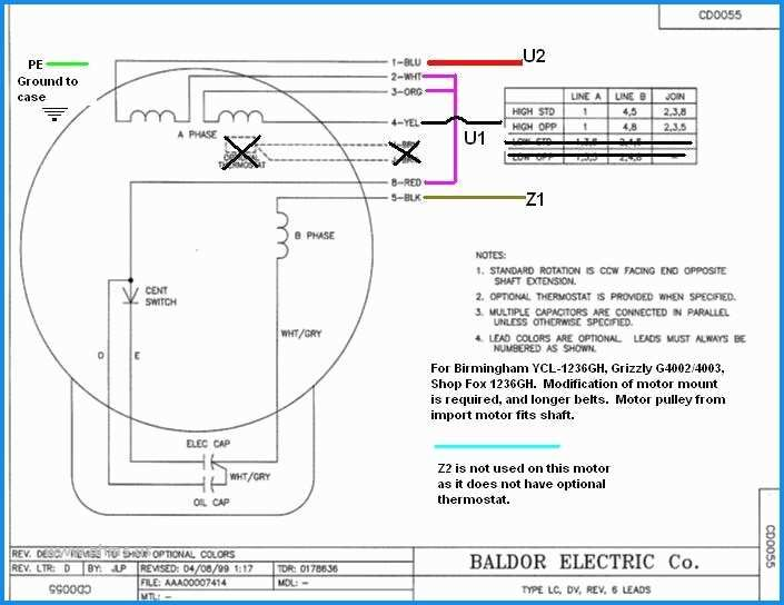 Baldor Motor Wiring Diagram 3 Phase from i.pinimg.com
