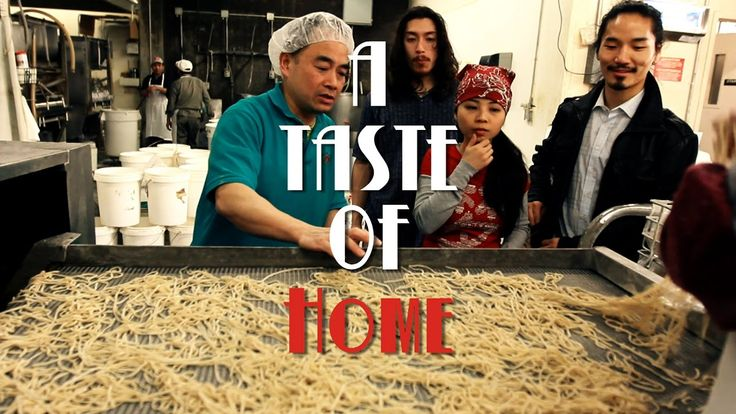 A Taste Of Home (Episode 1): The 100 Year Old Noodle & Fortune Cookie Fa...