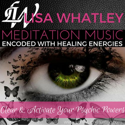 Clear & Activate Your Psychic Powers ... 60 Minutes of Healing Encoded Transmissions of Light mixed with Heavenly Soul Music, Theta Wave and 528 Hz Frequency