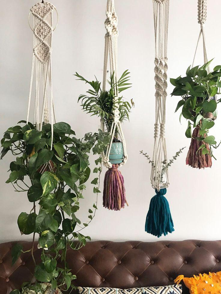 Best 20 Indoor plant hangers ideas on