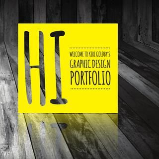 Kiri Goldby's Graphic Design Portfolio