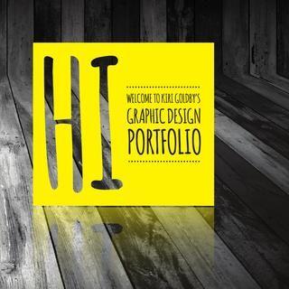 Kiri Goldby's Graphic Design Portfolio