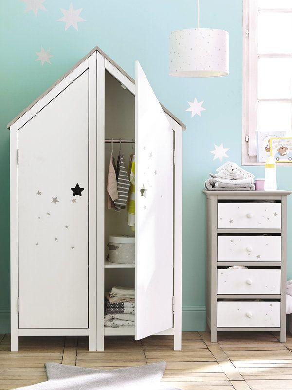 Armarios infantiles mini vestidores los armarios de los for Ikea mueble infantil