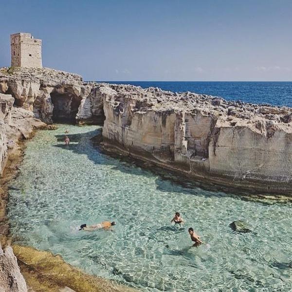 Marina Serra, Tricase, Puglia
