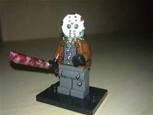 Lego Jason Voorhees Bing Images Lego Lego Jason Voorhees
