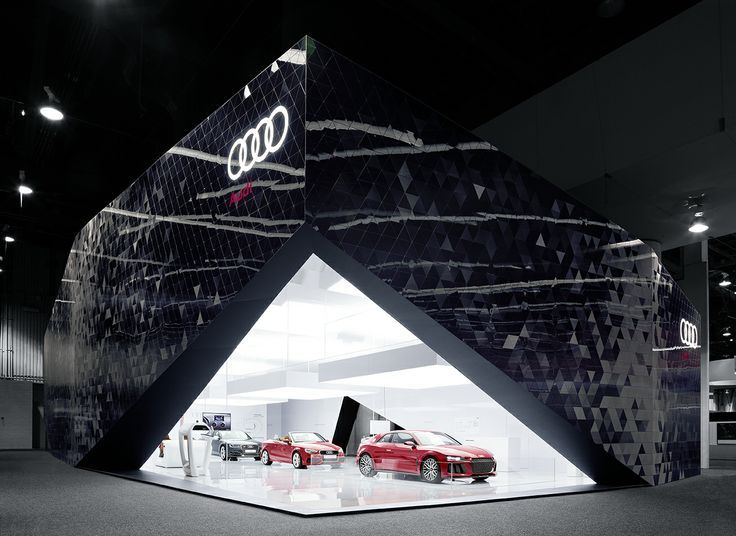 Car Exhibition Stand Design : Booth design audi booths international car shows