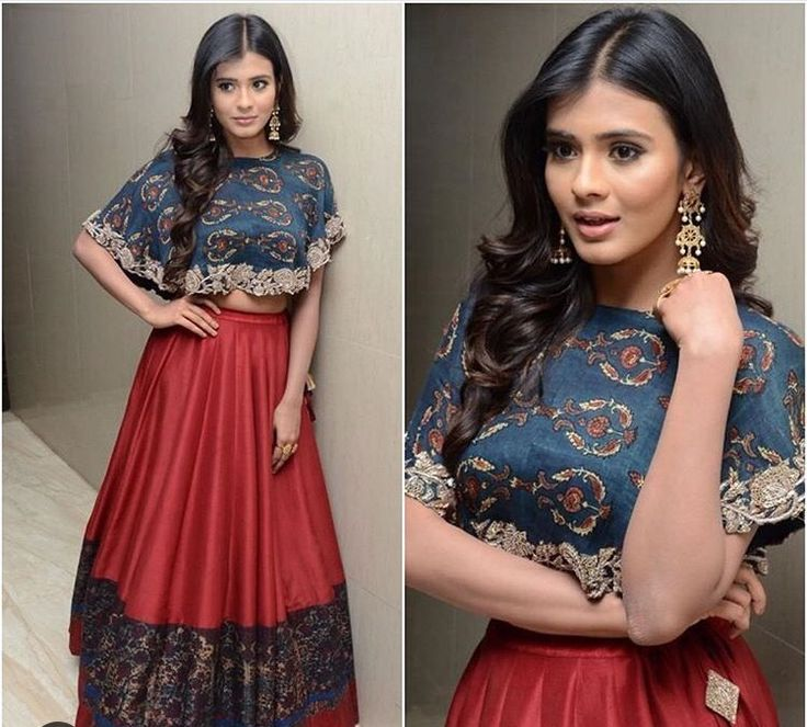 Jayanti reddy # fusion cape style lehenga # Indian fashion # 2016
