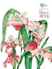 RHS Pocket Diary 2014