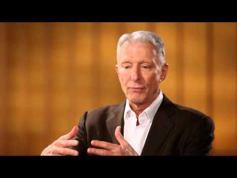 Werner Erhard: Leadership Course Co-Author and Instructor - YouTube