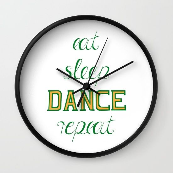 DANCE - motivation graphic.