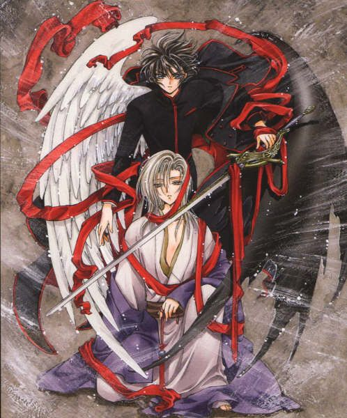 17 Best Images About CLAMP On Pinterest