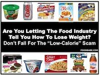 The Weight Loss Secret The Food Industry Doesn't Want You To Know