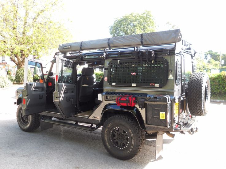 Land Rover Defender 110 TD5 - Custom Built. Re-Listed Due to Time Waster   eBay