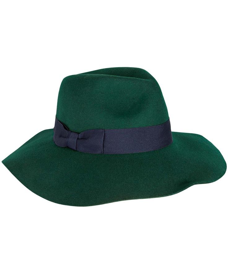 SEEBERGER Hut  #conleys #green #mode