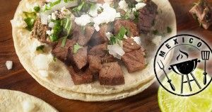 Whether you plan on serving this as your main course, or chopping it up as taco or burrito filler, Beef Carne Asada is perfect for your summer cookout...
