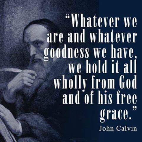 a biography of john calvin the french theologian and pastor John calvin (1509-1564), one of the most important thinkers in church history, was a prominent french theologian during the protestant reformation and the father of calvinism.