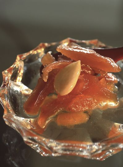 Kythoni Xysto: Grated Quince Spoon Sweet