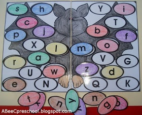 Best Letter Recognition Activities Images On   School