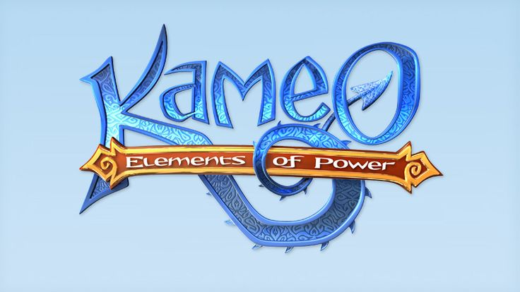 Kameo: Elements of Power - game logo