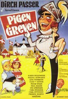 Pigen og greven (1966)