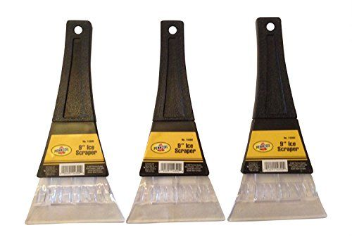 Pennzoil Automotive 9 Inch Bear Claw Ice Scraper in Black (Set of 3) No 14300. For product info go to:  https://www.caraccessoriesonlinemarket.com/pennzoil-automotive-9-inch-bear-claw-ice-scraper-in-black-set-of-3-no-14300/