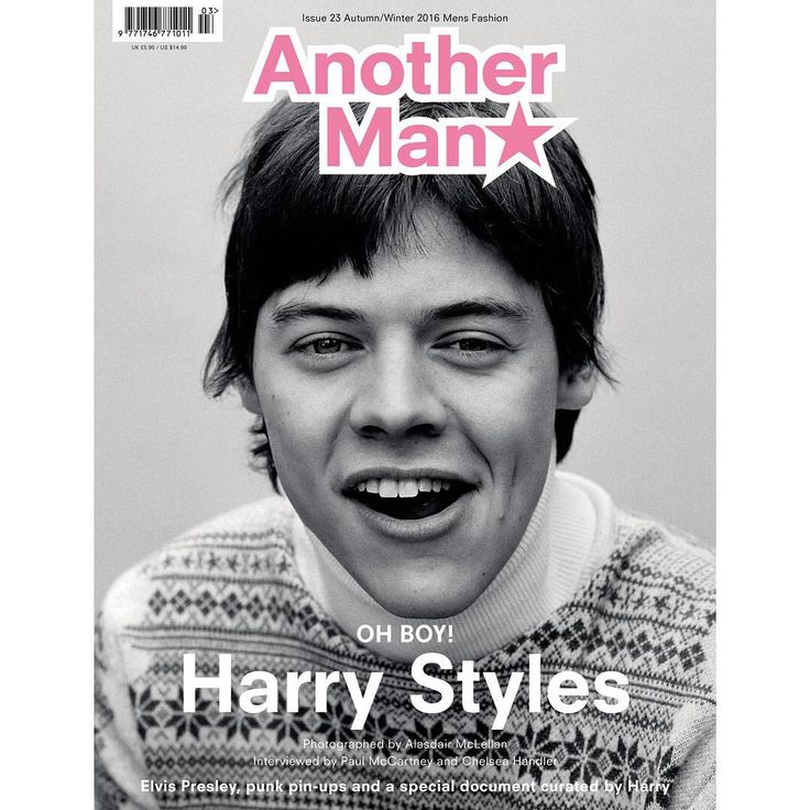another_manINTRODUCING ANOTHER MAN ISSUE 23 | HARRY STYLES BY ALASDAIR MCLELLAN x ALISTER MACKIE | ART DIRECTION AND LOGO BY STUDIO 191 | AVAILABLE 29.09.16