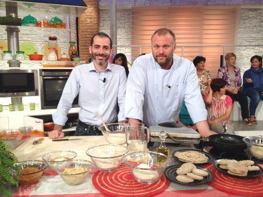 Ricetta Il pane senza lievito di Bonci alla Prova del Cuoco - Labna