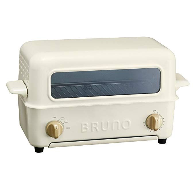 Bruno Toaster Grill Boe033 Wh White Japan Domestic Genuine Products Toaster Toaster Oven Specialty Appliances