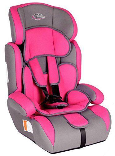 TecTake Siège auto Groupe I/II/III pour enfants 9-36 kg 1-12 ans – Coloris au choix: Siège auto Groupe I/II/III selon la norme ECE R 44/04…