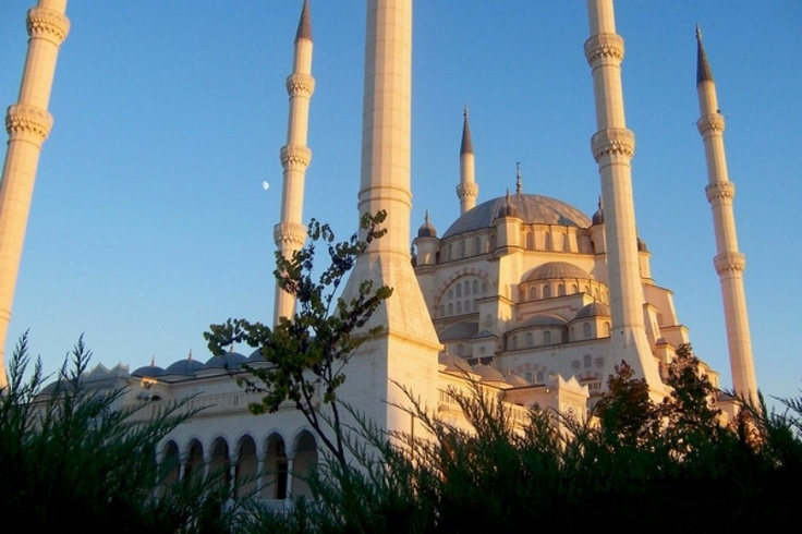 Adana, Turkey... on my travel list for this upcoming year!