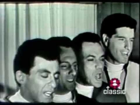 The Four Seasons - Walk Like a Man (1963)  ... Another live performance and another song full of great memories!!