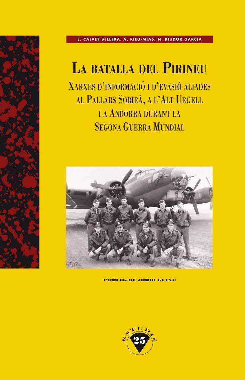 Portada del llibre La Batalla del Pirineu