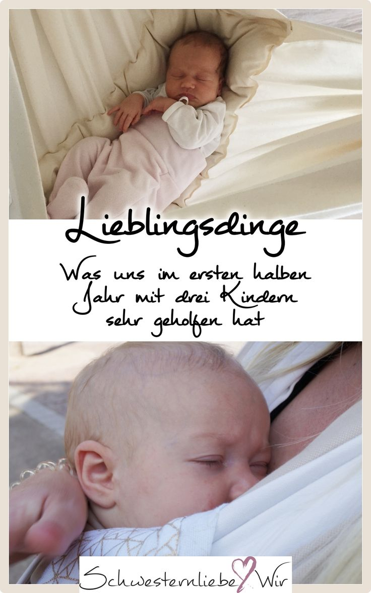 Diese Dinge haben uns die erste Zeit mit unserem Baby sehr erleichtert. Und manche Dinge brauchten wir auch gar nicht! #babyzeit#neugeboren #babywiege #tragen